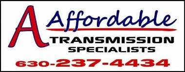 Logo, A Affordable Transmission Specialists Inc.